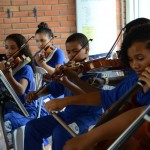 Orquestra Meninos do Ipojuca se apresenta no Destination Brazil Travel Mart