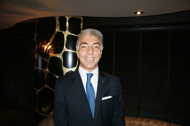 Roberto Fusaro, diretor geral da MSC na América do Sul. (Foto: DT)