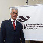 """Marcos Balsamão, presidente da ABAV-SP: """"o que o agente de viagem pode fazer para fortalecer a entidade?"""""""