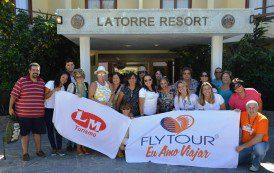 Parceria LM Turismo e Flytour premia agentes de viagens no La Torre Resort
