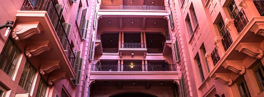 Casa de Cultura Mario Quintana em Porto Alegre (Foto: divulgação)