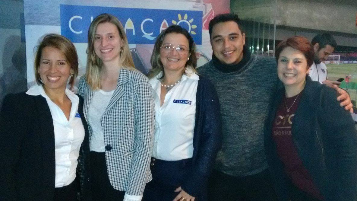 Copa Airlines, CVC e Curaçao reunem agentes no Morumbi