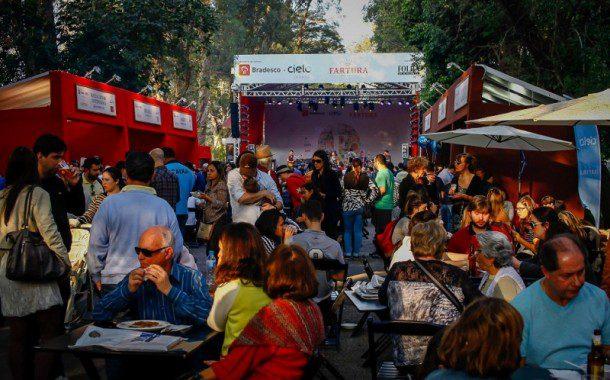 Festival de Gastronomia em São Paulo reúne 8 mil pessoas