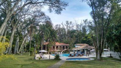Visão do Hotel Clube dos 500 que receberá o Seminário Turismo de Experiência 2016 no dia 03/08 (Foto: DT)