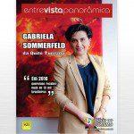 Nova revista do DIÁRIO entrevista Gabriela Sommerfeld, da Quito Turismo