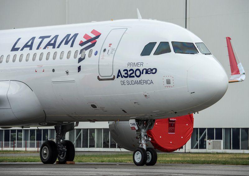 LATAM Airlines apresenta estatísticas operacionais preliminares de abril de 2017