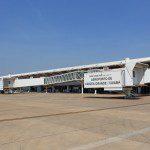 Infraero entrega parte da obra de ampliação do Aeroporto de Cuiabá