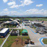 Aeroporto de Joinville completa 44 anos de operações neste sábado