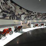 Museu Ducati pode ser visitado virtualmente