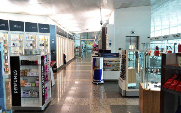 Val-de-Cans recebe nova loja Dufry no modelo walk-through