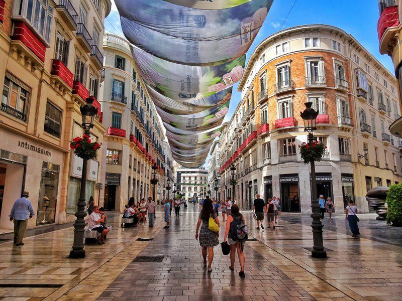 Para este verão, a CVC indica um programa de 2 semanas de espanhol na escola Sprachcaffe Málaga