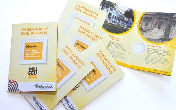 Governo de São Paulo distribui nova tiragem do Passaporte de Museus no dia 16 de julho