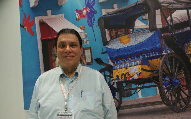 René Contreras, diretor do escritório da República Dominicana no Brasil:
