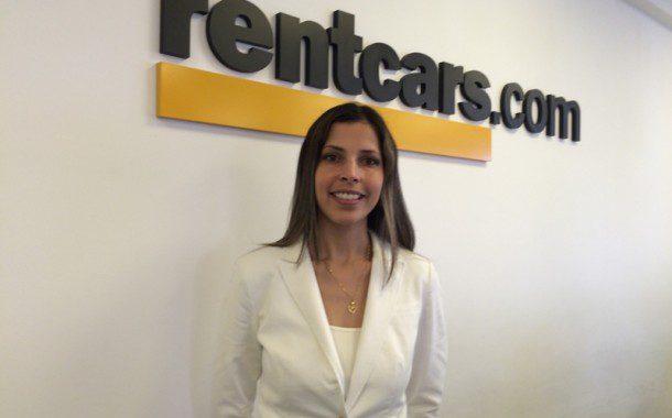 Três perguntas para Vivian Almeida, diretora comercial da Rentcars.com