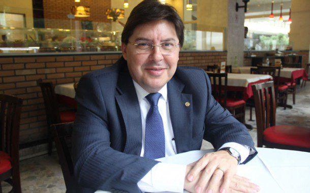 Sérgio Souza, diretor comercial do Casa Grande Hotel: