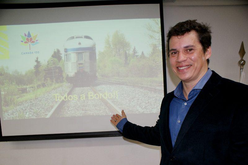 Trens que cortam o Canadá são opções de viagem pelo país