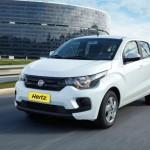 Hertz incorpora Fiat Mobi em sua frota