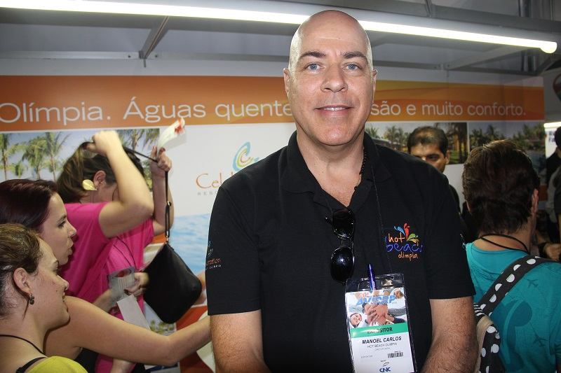 Hot Beach Olímpia vai custar R$ 500 milhões e terá 1300 apartamentos