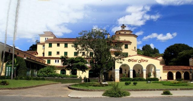 Hotel Gloria Caxambu sedia o Canta Brasil 2016