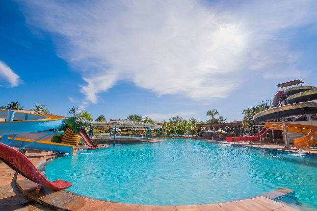 O Blue Tree Park Lins, é o maior resort de águas termais do interior paulista.