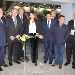 Edmar Bull abre oficialmente a 44ª ABAV Expo