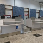Aeroporto de Marabá tem novos balcões acessíveis