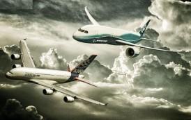 Disputa entre Airbus e Boeing dura 15 anos