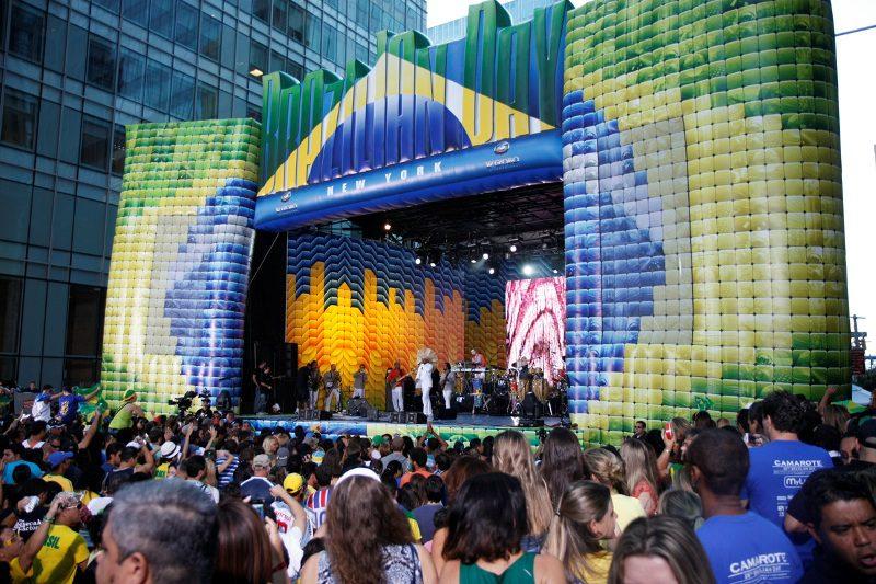 Delta e GOL patrocinam o 32º Brazilian Day em Nova York