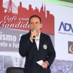 Candidato a prefeito de São Paulo participa de encontro Skal