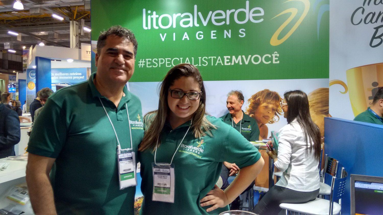 Filial em Vitória (ES) é destaque da Litoral Verde na Expo Abav 2016