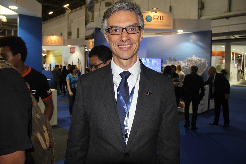 Marco Ferraz palestra na Vila do Saber sobre cruzeiros marítimos