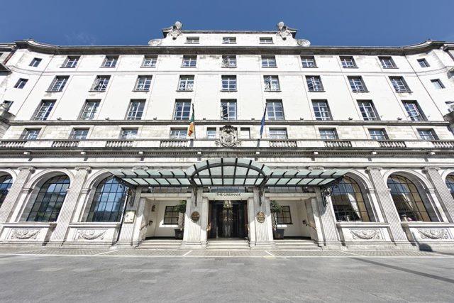 RIU hotéis compra o emblemático hotel Gresham, em Dublin, por 92 milhões euros