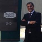 Quality Jardins tem novo gerente geral