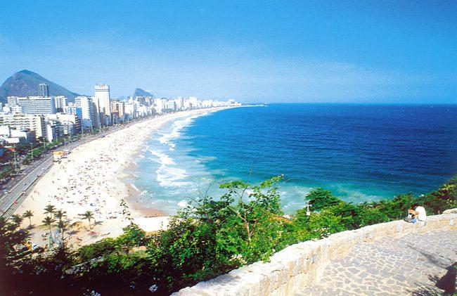 Praias cariocas continuam sendo a maior atração turística da cidade. (Foto: Divulgação) Rio de Janeiro (RJ)