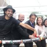 Ibis Styles Faria Lima (SP) recebe arte urbana de Eduardo Kobra
