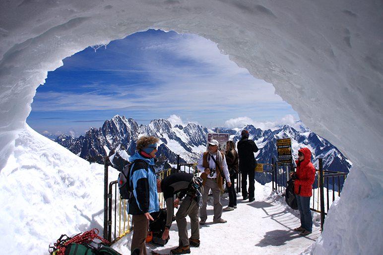 Chamonix, o Alpes que parece ter inventado a art de vivre – por Viramundo e Mundovirado