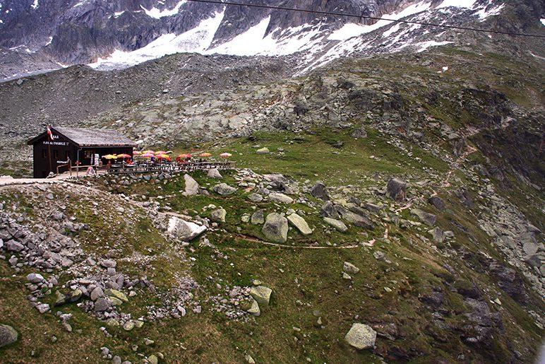 Chamonix é uma vila de montanha incrustada no vale de L´Arve