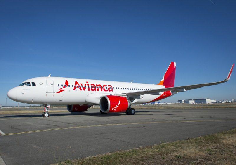 Avianca Brasil recebe primeiro Airbus A320neo das Américas