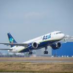 Primeiro A230neo da Azul chega ao Brasil