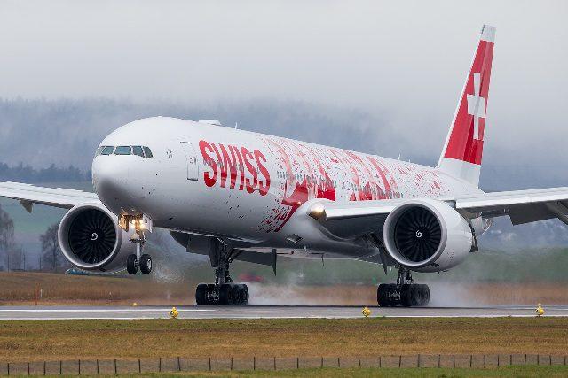 SWISS anuncia que vai receber mais um Boeing 777