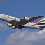 Aeroporto de Guarulhos terá voos diários com A380 da Emirates