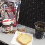 GOL inicia parceria com Nutella para café da manhã na ponte aérea Rio-São Paulo