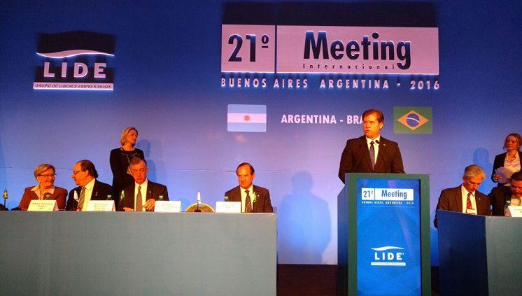 Turismo busca investimentos em fórum de empresários do Mercosul