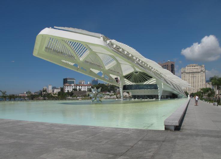 Museu do Amanhã concorre a prêmio internacional de arquitetura sustentável