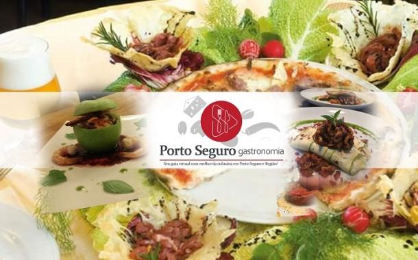 Porto Seguro Gastronomia é lançado nesta segunda-feira