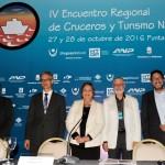 CLIA Abremar assina acordo de cooperação com turismo uruguaio