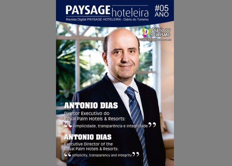 DIÁRIO lança sua 5ª edição da revista Paysage Hoteleira
