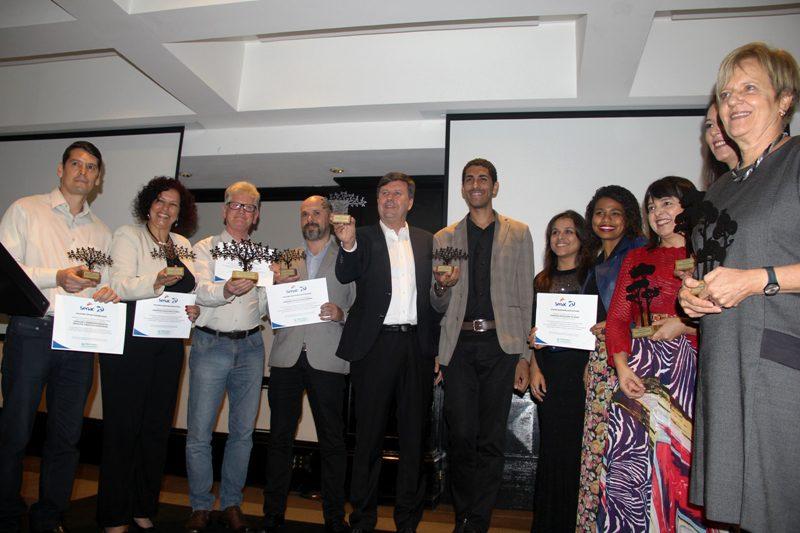 Braztoa premia empresas com iniciativas sustentáveis