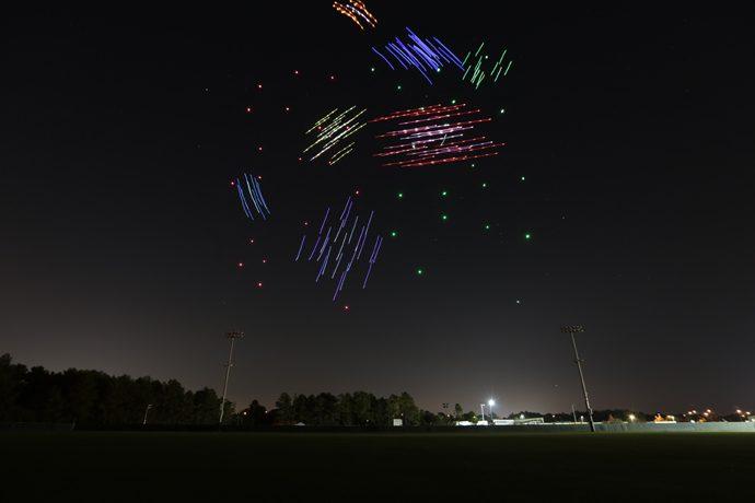 Walt Disney World Resort terá show aéreo feito com drones