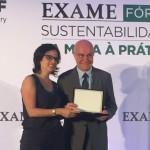 """Localiza ganha prêmio """"Ética e Transparência"""" do Guia Exame de Sustentabilidade"""